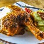 Congo Moambe Chicken