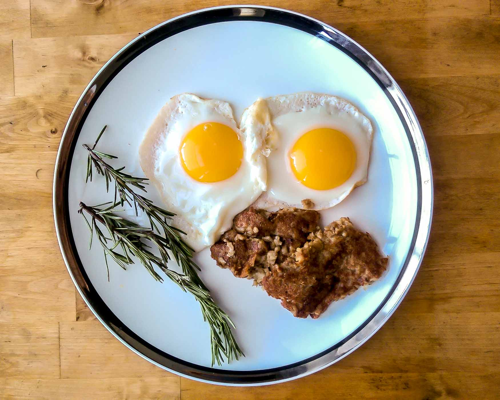 Goetta from Cincinnati, Ohio